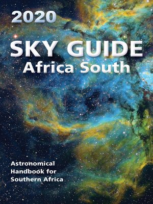 cover image of Sky Guide  Africa South – 2020