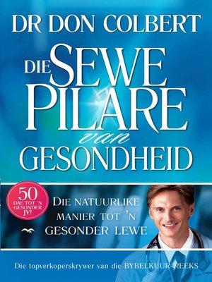 cover image of Sewe pilare van gesondheid