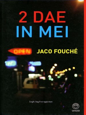 cover image of Twee dae in Mei