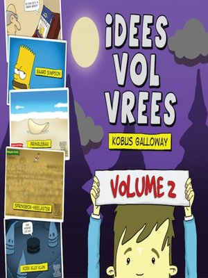 cover image of Idees Vol Vrees, Volume 2