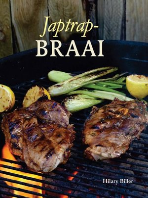 cover image of Japtrap-braai
