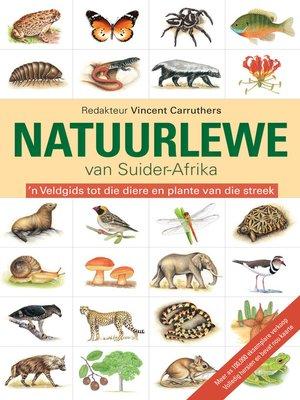 cover image of Die Natuurlewe van Suider-Afrika