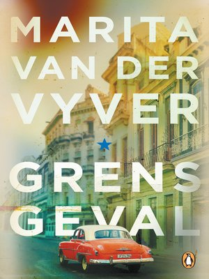 cover image of Grensgeval