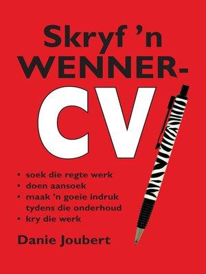 cover image of Skryf 'n wenner-CV