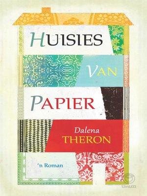 cover image of Huisies van papier