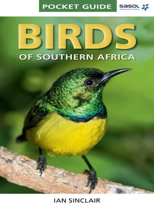 cover image of Pocket Guide Birds of Southern Africa