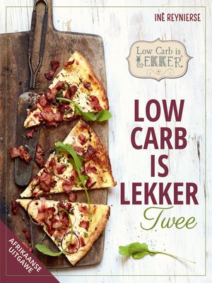 cover image of Low Carb is Lekker Twee
