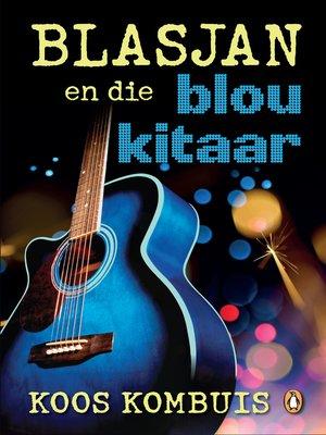 cover image of Blasjan en die Blou Kitaar