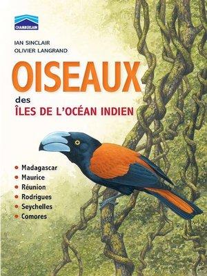 cover image of OISEAUX des ÎLES DE L'OCÉAN INDIEN