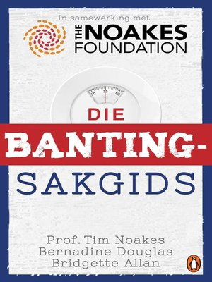 cover image of Die Banting-sakgids