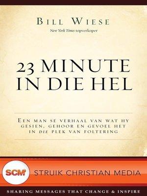 cover image of 23 Minute in die hel