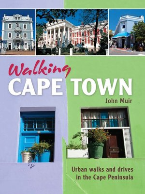 cover image of Walking Cape Town