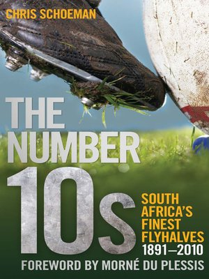 cover image of The Number 10s