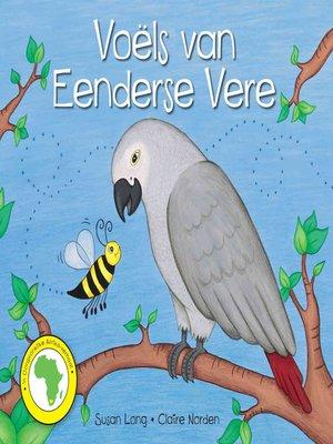 cover image of Voëls van Eenderse Vere