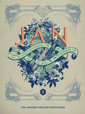 cover image of JAN – My Franse kosverhaal