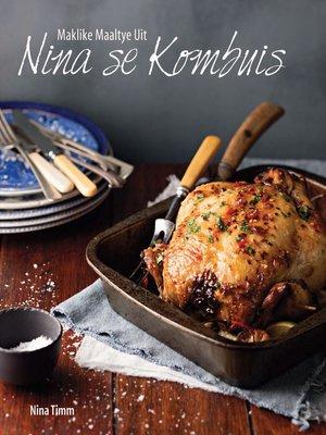 cover image of Maklike Maaltye uit Nina se Kombuis