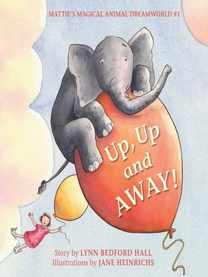 cover image of Up, Up and Away!