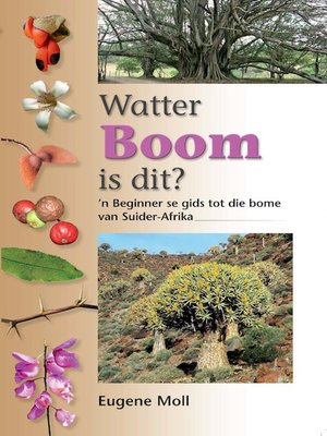 cover image of Watter Boom is dit?