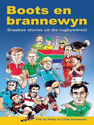 cover image of Boots en Brannewyn