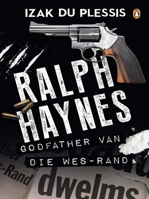 cover image of Ralph Haynes – Godfather van die Wes-Rand