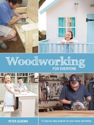 cover image of Woodworking for Everyone