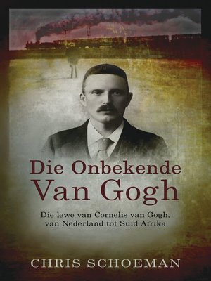 cover image of Die onbekende Van Gogh
