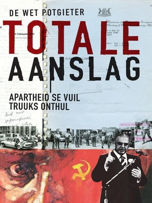 cover image of Totale Aanslag