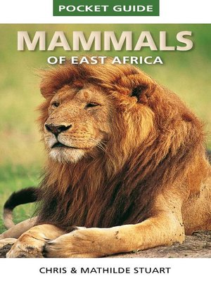 cover image of Pocket Guide to Mammals of East Africa