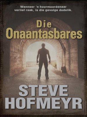 cover image of Die onaantasbares