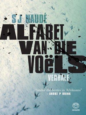 cover image of Alfabet van die voëls
