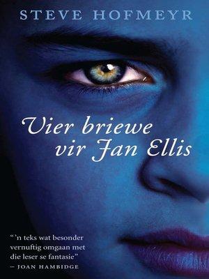 cover image of Vier briewe vir Jan Ellis