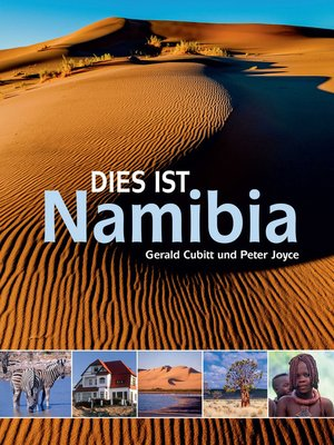 cover image of Dies ist Namibia