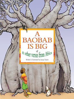 cover image of A Baobab is Big