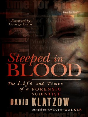 cover image of Steeped in Blood