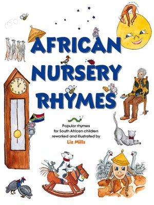 cover image of African Nursery Rhymes