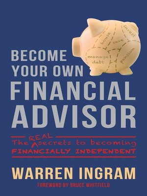 cover image of Become Your Own Financial Advisor