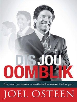 cover image of Dis jou oomblik