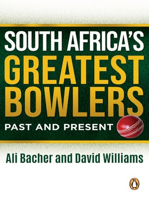 cover image of South Africa's Greatest Bowlers
