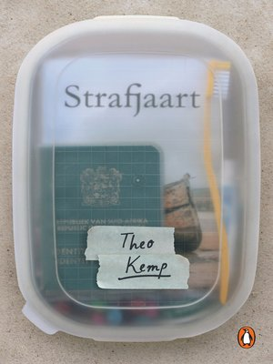 cover image of Strafjaart
