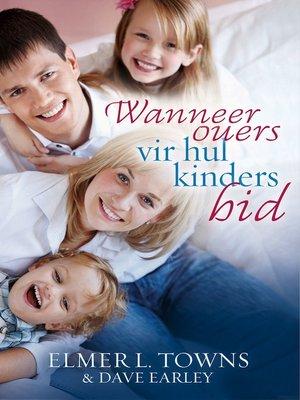 cover image of Wanneer ouers vir hul kinders bid