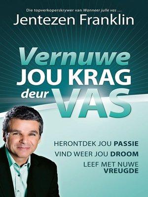 cover image of Vernuwe Jou Krag deur Vas