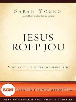 cover image of Jesus roep jou