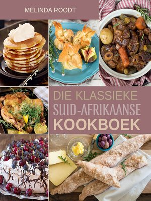 cover image of Die Klassieke Suid-Afrikaanse Kookboek