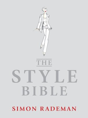 cover image of The Style Bible