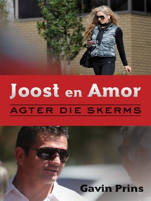 cover image of Joost en Amor