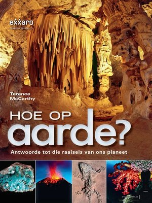 cover image of Hoe op Aarde?