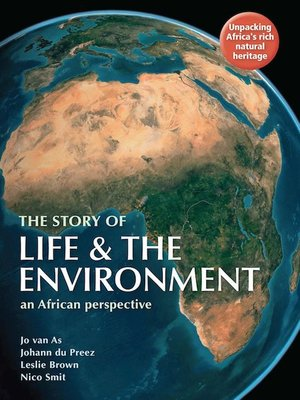 cover image of The Story of Life & the Environment