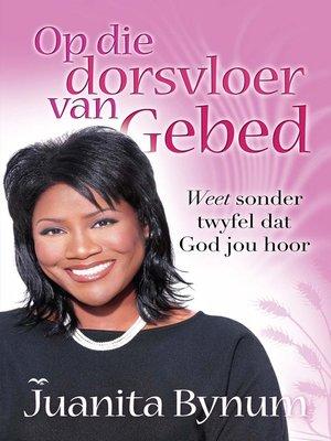 cover image of Op die dorsvloer van gebed