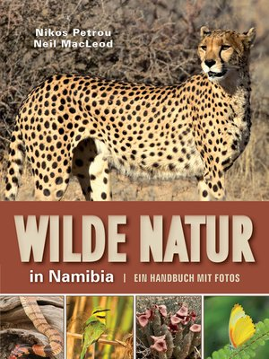 cover image of Wildlife of Namibia