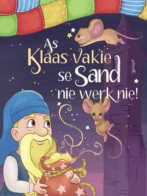 cover image of As Klaas Vakie se Sand nie Werk nie